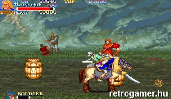 Knights of the Round (video game)